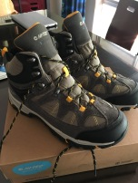 My new Hiking Boots - Hi-Tec Altitude Lite